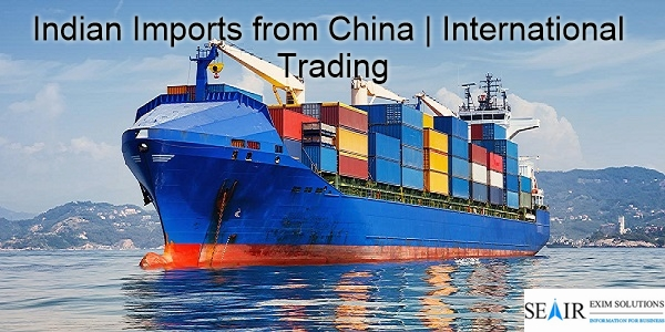 Indian Imports from China