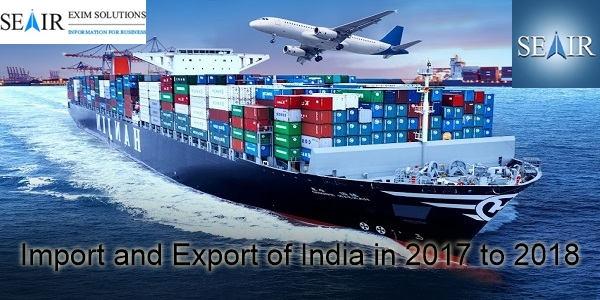 Import and Export Data India